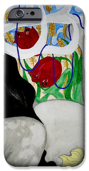 Springs Bloom iPhone Case by Amy Sorrell