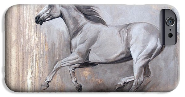 Equestrian iPhone Cases - Sprint iPhone Case by JQ Licensing