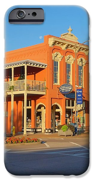 Square Books Oxford Mississippi iPhone Case by Joshua House