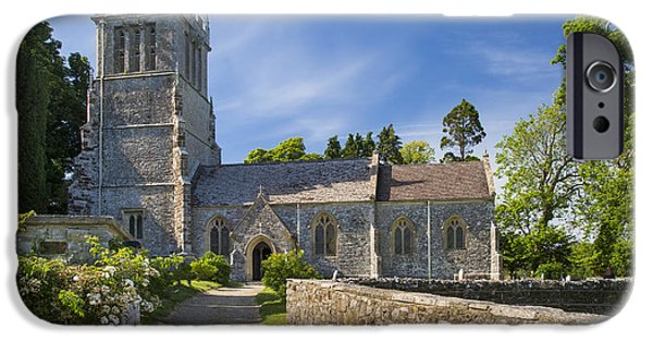 Headstones iPhone Cases - St Andrews - Lulworth iPhone Case by Brian Jannsen