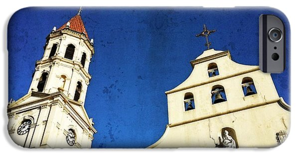 Augustine iPhone Cases - St. Augustine Florida by Sharon Cummings iPhone Case by Sharon Cummings