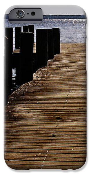 St Johns River FLorida - A chain of lakes iPhone Case by Christine Till