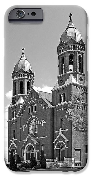 St. Joseph's College Chapel iPhone Case by University Icons