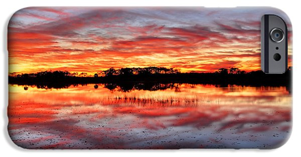 Beauty Mark iPhone Cases - St. Marks Sunset iPhone Case by Denis Tangney Jr
