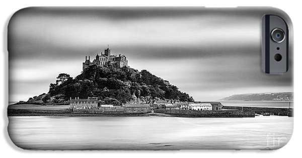 Venus iPhone Cases - St Michaels Mount iPhone Case by John Farnan
