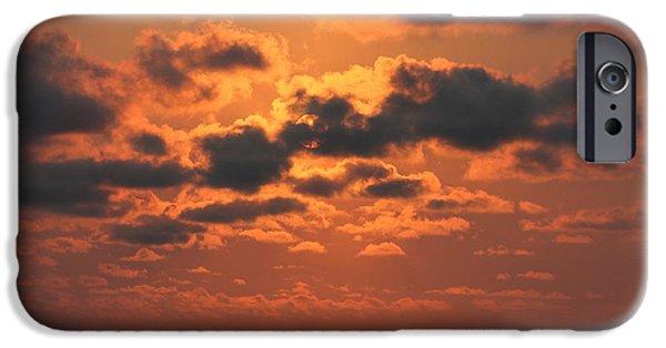 Glynn iPhone Cases - St Simons and Sea Island Sunrise iPhone Case by Reid Callaway