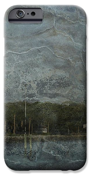 St. Simons Island Lighthouse iPhone Case by A R Williams