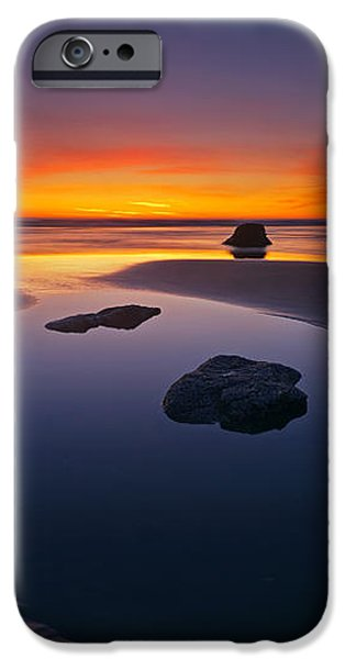 Stacks and Stones iPhone Case by Mike  Dawson