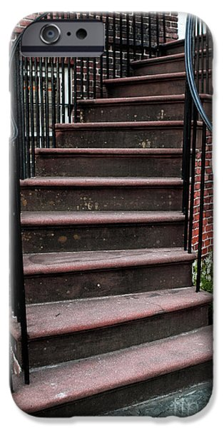 Chatham iPhone Cases - Staircase iPhone Case by John Rizzuto
