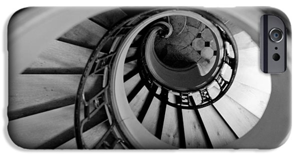 Staircase iPhone Cases - Staircase iPhone Case by Sebastian Musial