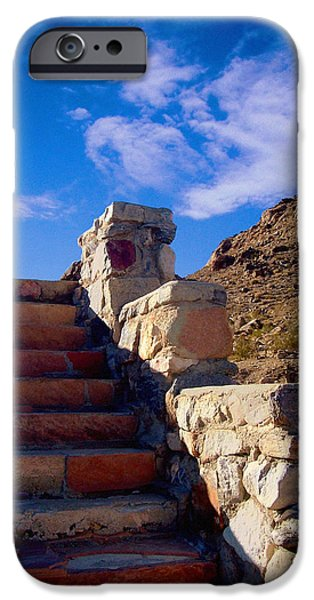 Stairway To iPhone Case by Glenn McCarthy Art and Photography