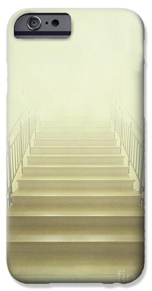 Stairway To Heaven iPhone Case by Evelina Kremsdorf