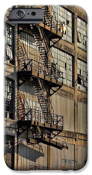 Stairway To Heaven iPhone Case by Gordon Dean II