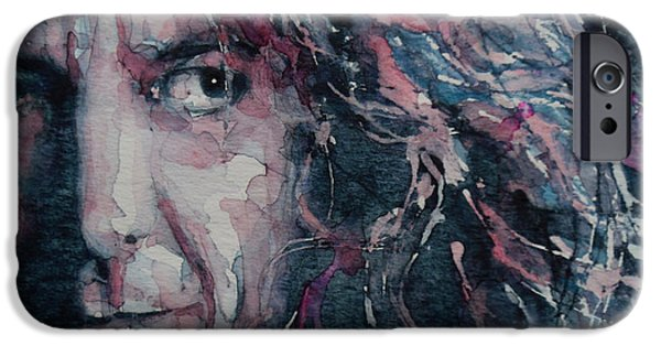 Roberts Paintings iPhone Cases - Stairway To Heaven iPhone Case by Paul Lovering