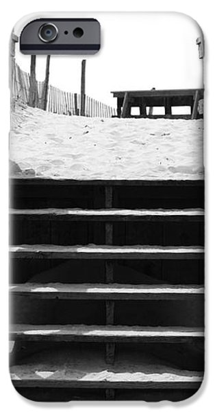 Stairway to LBI Heaven iPhone Case by John Rizzuto
