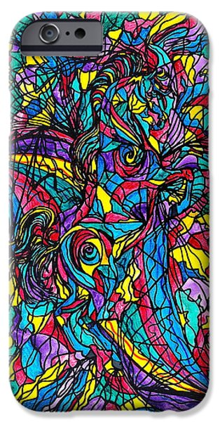 Stallion iPhone Cases - Stallion iPhone Case by Teal Eye  Print Store