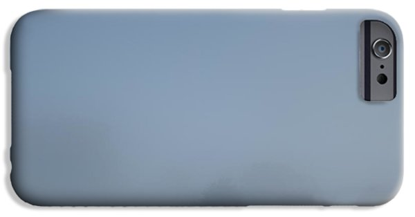 Moonscape iPhone Cases - Standing Alone iPhone Case by Bill  Wakeley