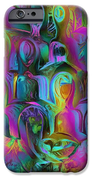 Applaud iPhone Cases - Standing Ovation iPhone Case by Jack Zulli