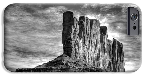 Arizonia iPhone Cases - Standing Taller  iPhone Case by Frederick H Claflin