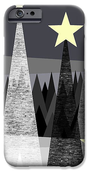 Star Light - Star Bright iPhone Case by Val Arie