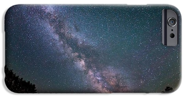 Michael Versprill iPhone Cases - Star Party iPhone Case by Michael Ver Sprill