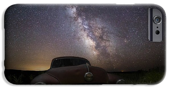 1916 Photographs iPhone Cases - Stardust and Rust  Nash Motors iPhone Case by Aaron J Groen