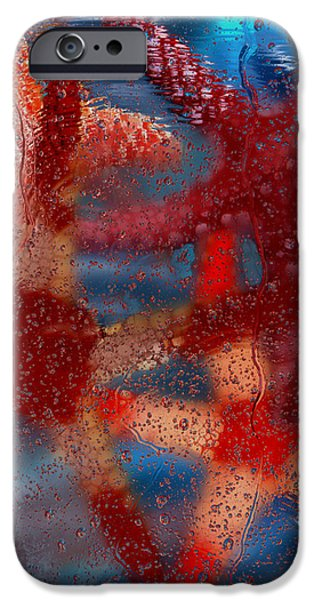 Starfish iPhone Case by Jack Zulli
