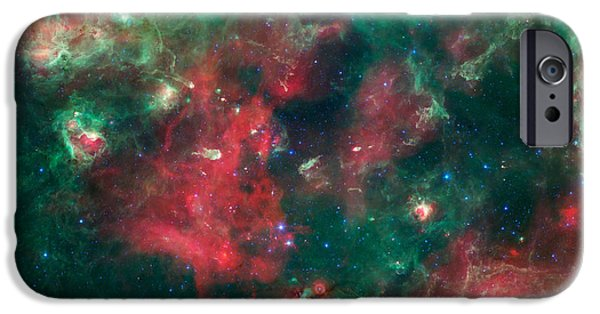 Nebula Images iPhone Cases - Stars Brewing in Cygnus X iPhone Case by The  Vault - Jennifer Rondinelli Reilly