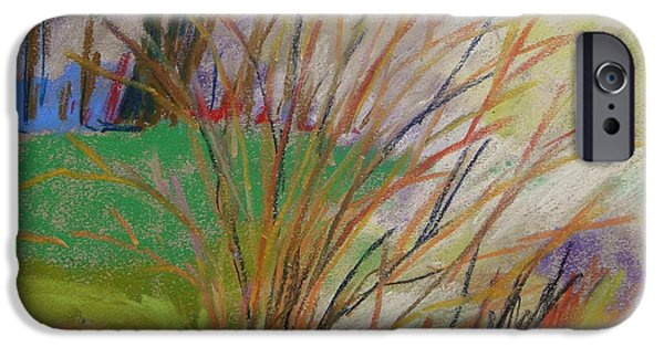 Jmw Pastels iPhone Cases - Started to Brighten iPhone Case by John  Williams
