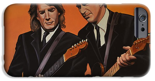 Francis iPhone Cases - Status Quo iPhone Case by Paul  Meijering