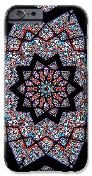 Ste. Chapelle iPhone Case by Dawn LaGrave