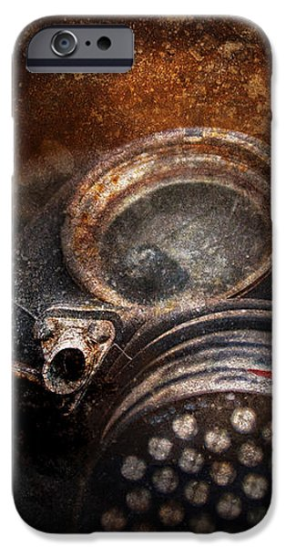 Steampunk - Doomsday  iPhone Case by Mike Savad