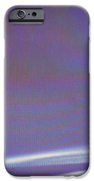 Stellar Ribbon iPhone Case by Eric Canuel