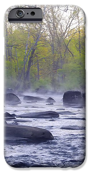 Stepping Stones iPhone Case by Bill Cannon