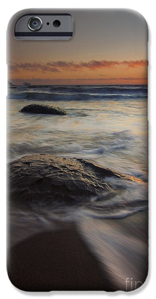 Lincoln iPhone Cases - Stepping Stones iPhone Case by Mike  Dawson