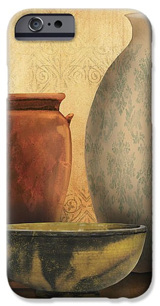 Still Life-D iPhone Case by Jean Plout
