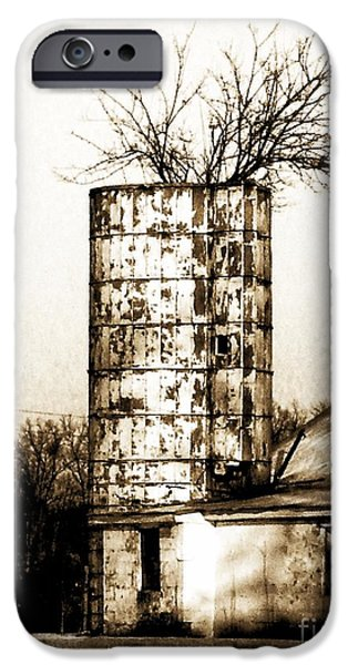 Still Supporting Life iPhone Case by Marcia Lee Jones