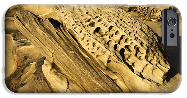 Surreal Landscape Photographs iPhone Cases - Visions Of Nature 2 iPhone Case by Bob Christopher