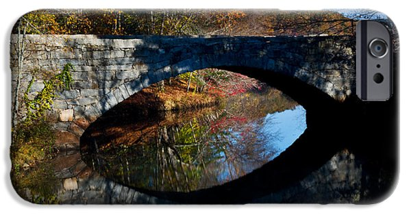 Take Over iPhone Cases - Stone Bridge iPhone Case by Jim  Calarese