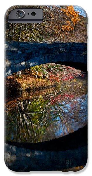 Stone Bridge iPhone Case by Jim  Calarese