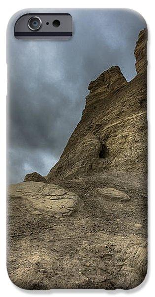 Stone Tower iPhone Case by Garett Gabriel