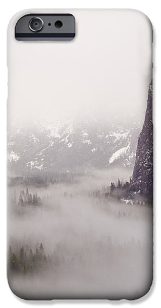 Storm Brewing iPhone Case by Bill Gallagher