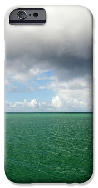 Storm clouds gathering iPhone Case by Fabrizio Troiani