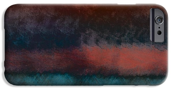 Approaching Storm iPhone Cases - Storm Coming iPhone Case by Bonnie Bruno