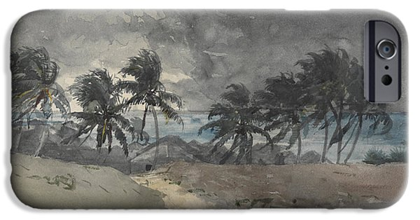 Recently Sold -  - Storm iPhone Cases - STORM in BAHAMAS iPhone Case by Celestial Images