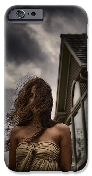 Storm iPhone Case by Margie Hurwich