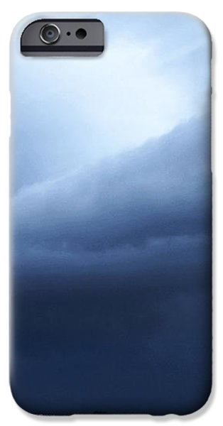 Storm Over Siesta Key - Beach Art By Sharon Cummings iPhone Case by Sharon Cummings