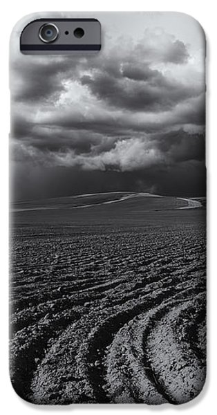 Storm Path iPhone Case by Mike  Dawson