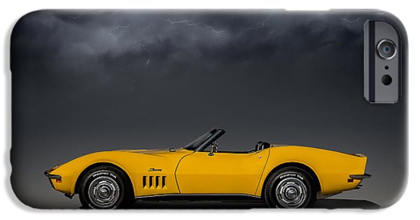 Convertible iPhone Cases - Stormy Weather iPhone Case by Douglas Pittman
