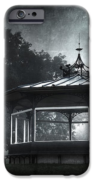 Storytelling Gazebo iPhone Case by Svetlana Sewell